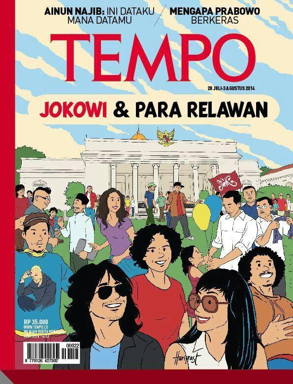 Asli, cover Tempo yang akan datang keren...