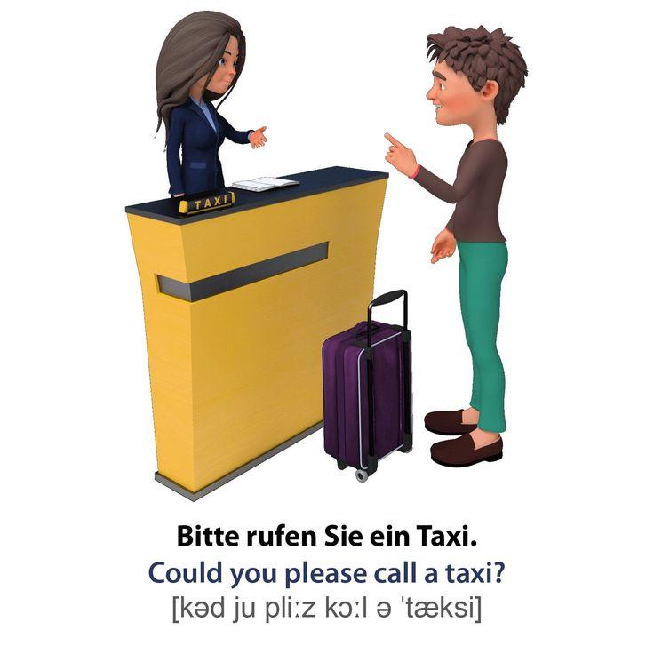 Taxi Englisch