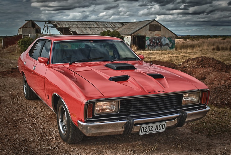 1976 Ford Fairmont XC GXL
