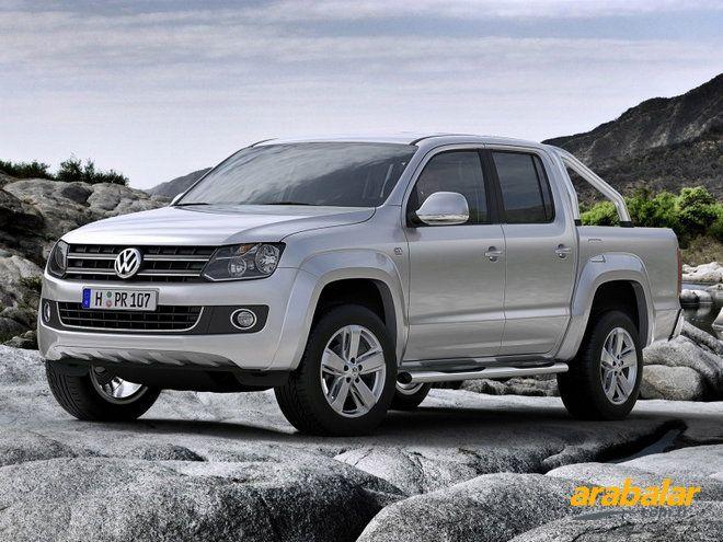 2015 Volkswagen Amarok 2.0 BiTDI Canyon - Arabalar.com.tr