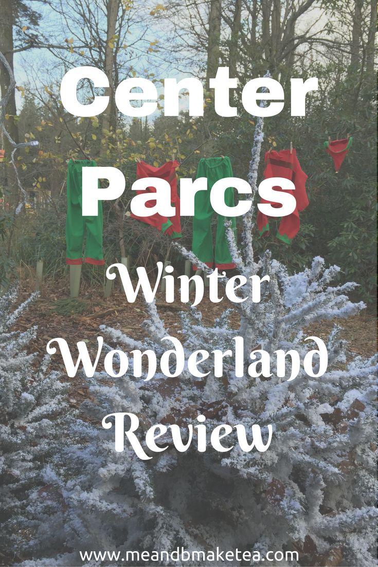 center parcs winter wonderland father christmas review - find out what we got up to on our family holiday - lots of activities and fun in Longleat :) forest pros and cons family
