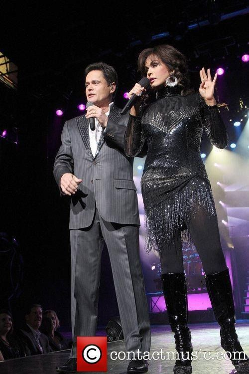 230 Best Images About Donny And Marie Osmond On Pinterest