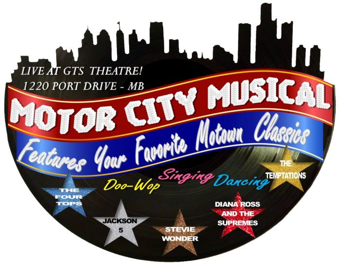 Motor City Musical Myrtle Beach South Carolina