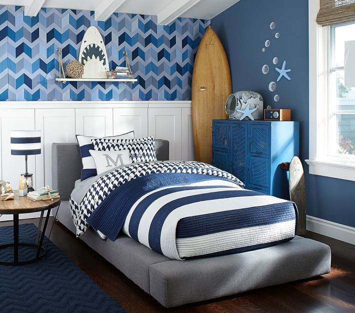 I love the Pottery Barn Kids Shark room - 26 Best Shark Room Images On Pinterest Shark Bedroom, Sharks And