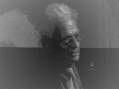 """Jacques Derrida expressing his position on Sartre, as """"not a strong philosopher""""."""