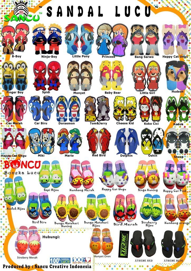 Pusat Grosir Sandal Sancu