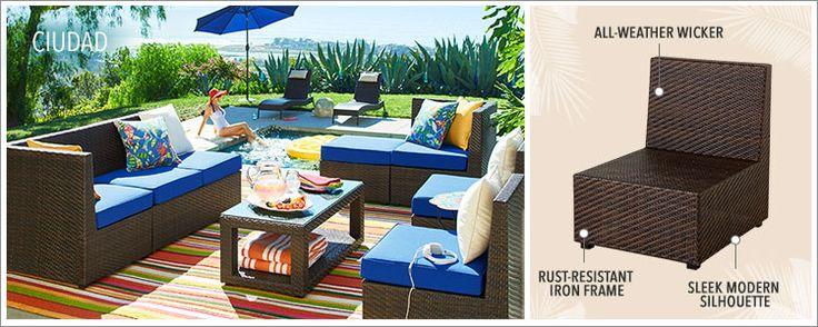 Mejores 39 imágenes de balcony furniture en Pinterest | Muebles de ...