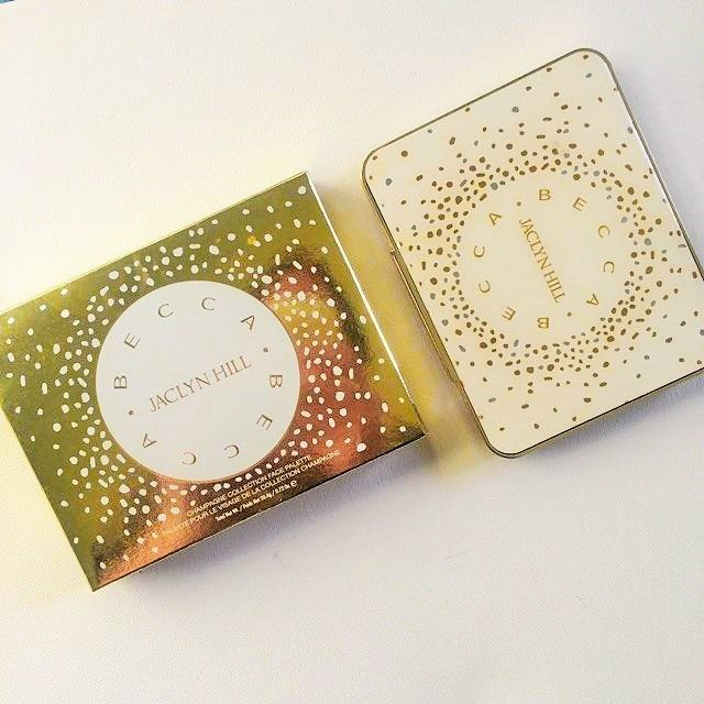 BACK IN STOCK | BECCA X JACLYN HILL CHAMPAGNE COLLECTION FACE PALETTE REVIEW #makeup #beauty #beccaxjaclynhill #champagnecollection #champagnefacepalette #highlight #highlightonfleek #glow #blush #champagnepop #proseccopop #makeuplover #makeupaddict #makeupjunkie #holiday2016 #christmas #sephora #bbloggers #beautyblogger #beautyblog