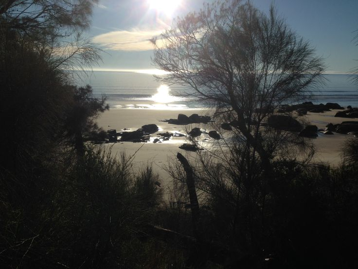 'Amazing Bridport' in Dorset, North East Tasmania.  Fact:  Bridport has more sunshine than anywhere else in Tasmania!