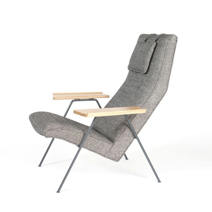 ROBIN DAY CENTENARY  To mark the centenary, Margaret Howell was invited to collaborate with twentytwentyone to create a customised version of one of Robin's enduring furniture designs, the Reclining chair.