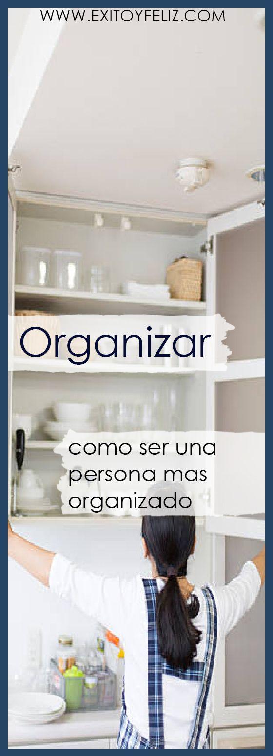 como ser una persona mas organizado consejos para mantener una vida organizada #vidaorganizada #vidasimples #menteorganizada