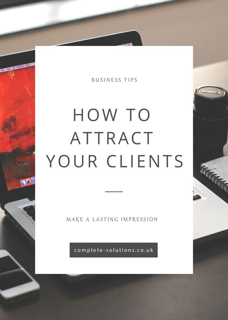 Make sure you're using the right tools to attract your clients! http://complete-solutions.co.uk/how-to-attract-your-clients/?utm_campaign=coschedule&utm_source=pinterest&utm_medium=Complete%20PA%20Solutions&utm_content=How%20To%20Attract%20Your%20Clients