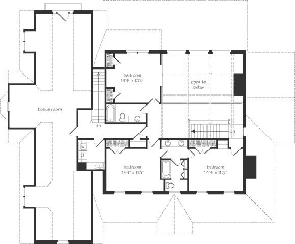 94 Best Floor Plans Images On Pinterest Dream House