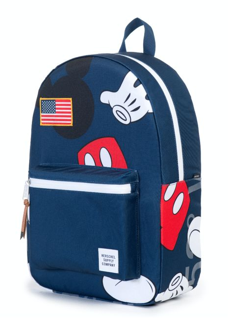 Herschel Supply partners with Disney for a new Mickey Mouse Collection