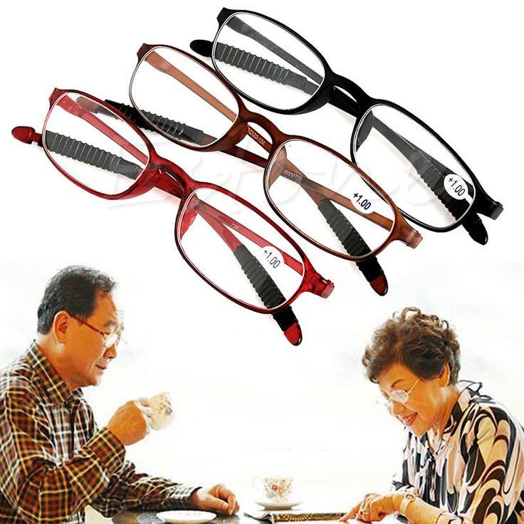C$ 1.45 Pas cher Nouveaux TR90 femmes hommes Flexible lunettes de lecture lecteurs résistance lunettes de presbyte, Acheter  Lunettes de Lecture de qualité directement des fournisseurs de Chine:        100% tout neuf et de haute qualité               Matériau de la monture: PC          Matériau des lentilles: rés