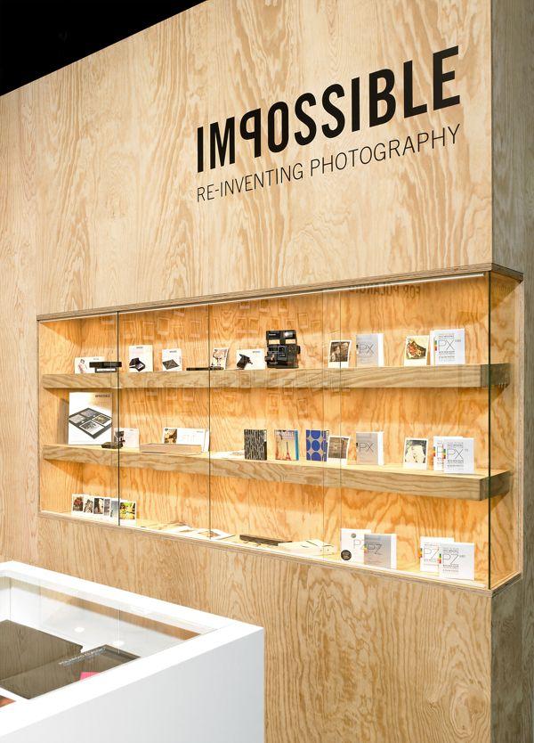 Impossible by Heine/Lenz/Zizka, via Behance