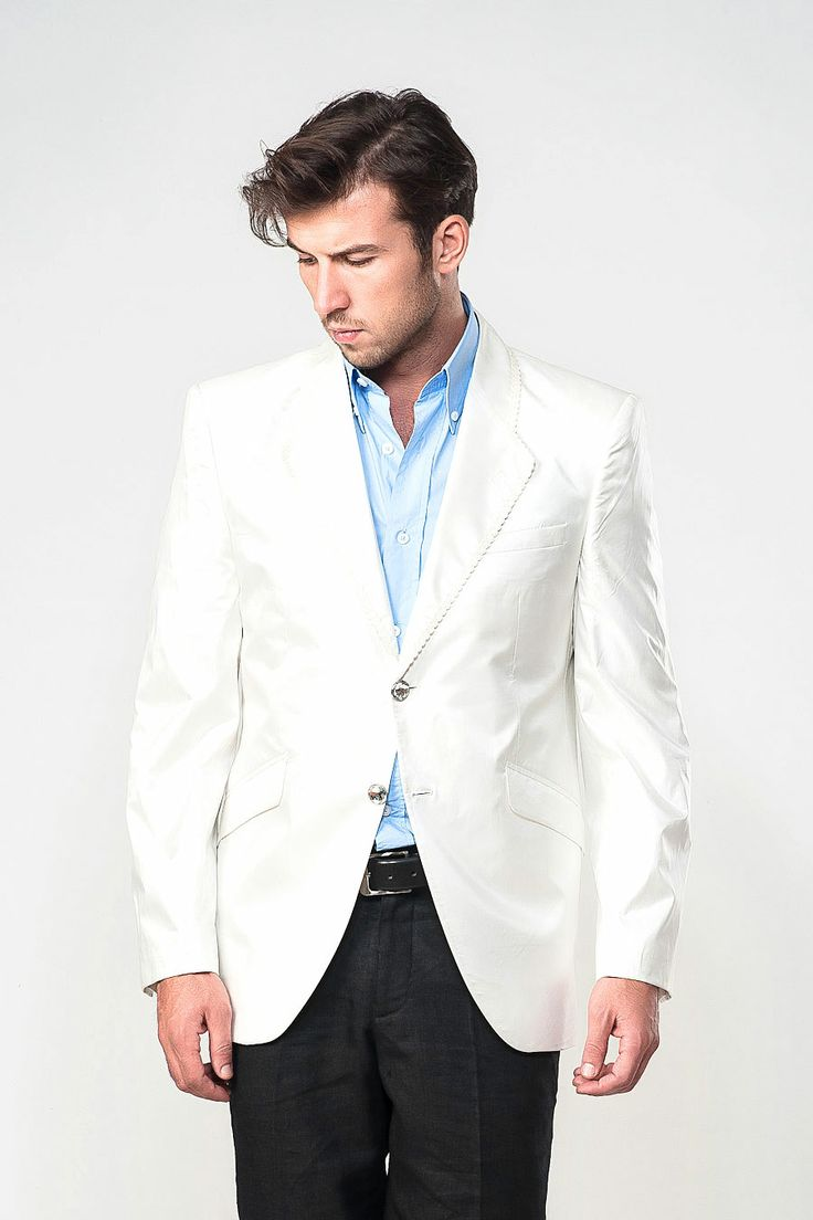 Find men's black and white blazer at ShopStyle. Shop the latest collection of men's black and white blazer from the most popular stores - all in one.