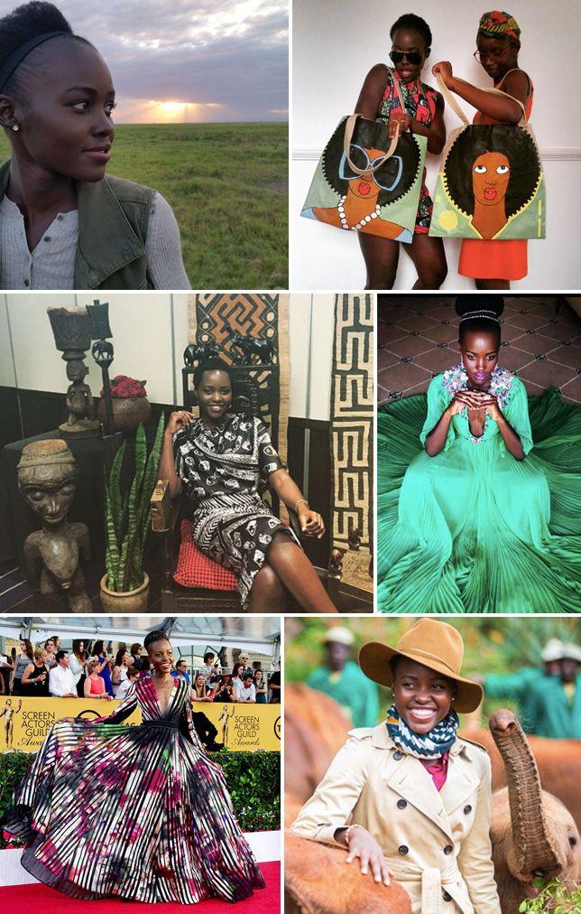 Тренды лета: африканский стиль - Мода - ИЛЬ-GIRL - Красота и стиль жизни - ИЛЬ ДЕ БОТЭ - магазины парфюмерии и косметики