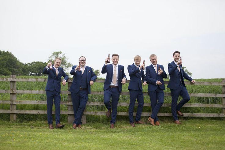 #wedding #vintage #groomsmen #weddingphotography #beers