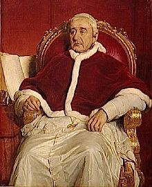 Gregory XVI  Papacy began2 February 1831  Papacy ended1 June 1846  PredecessorPius VIII  SuccessorPius IX  Orders  Ordination1787  Consecration6 February 1831  byBartolomeo Pacca  Created Cardinal13 March 1826  Personal details  Birth nameBartolomeo Alberto Cappellari  Born18 September 1765  Belluno, Republic of Venice  Died1 June 1846 (aged80)  Rome, Papal State