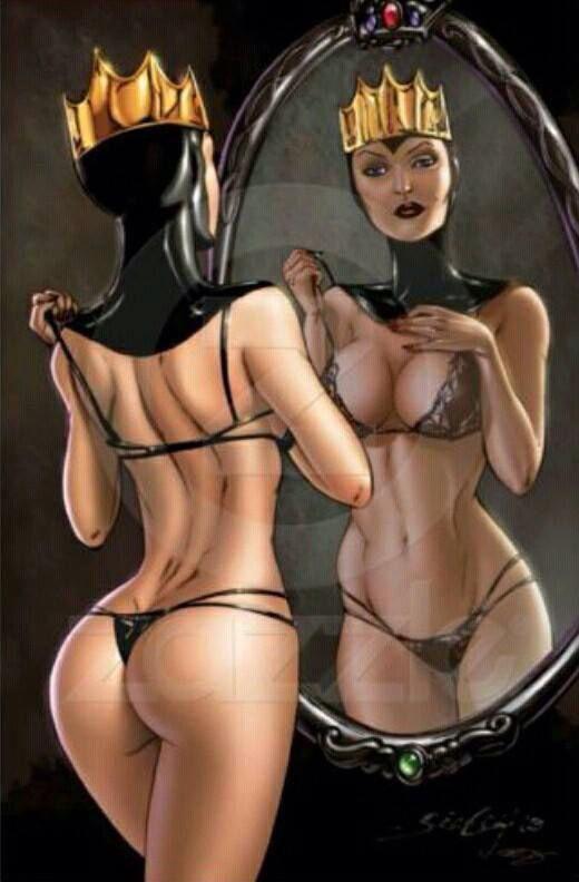 Erotic snow white pic