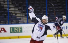 Will Mats Zuccarello play Game 7? Today's practice will answer that question! - FULLTILT RANGERS