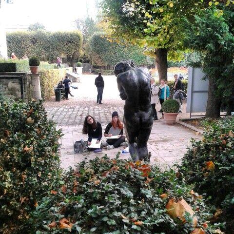 Musée Rodin_le jardin