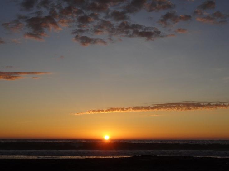 Sunset. Iquique,Chile.