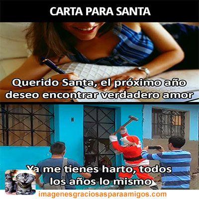 Carta para Santa ... 😭😂😂  Mas imágenes aquí 👉 imagenesgraciosasparaamigos.com  #imagenesgraciosasparaamigos #imagenesgraciosas #memes #verdaderoamor