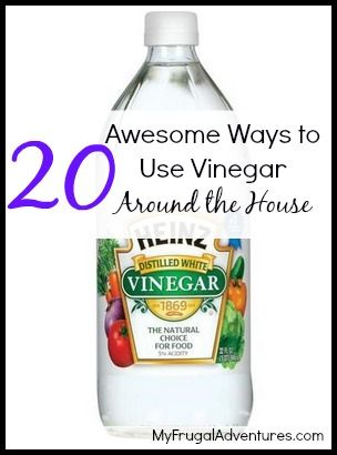31 best cleaning products homemade images on pinterest What kind of vinegar is used for cleaning