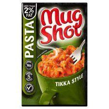 Mugshot Tikka Pasta 60g