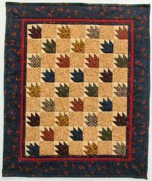 Bear Paw Pattern And Instructions For Queen Size Quilt Page 2