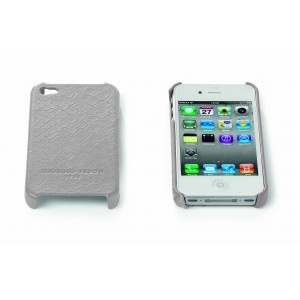 iphone 4G Case Python-Grained Cowhide