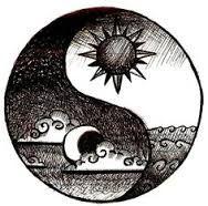 sun and moon yin yang - Google Search