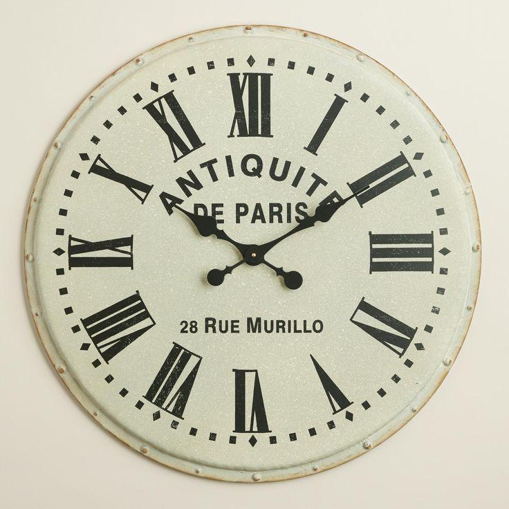 Best 25 Oversized Clocks Ideas On Pinterest Big Clocks