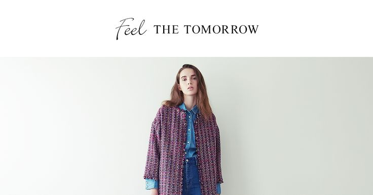 Feel THE TOMORROW