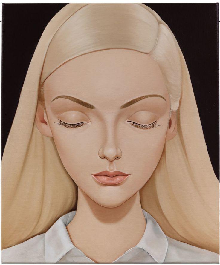 Peter Stichbury art