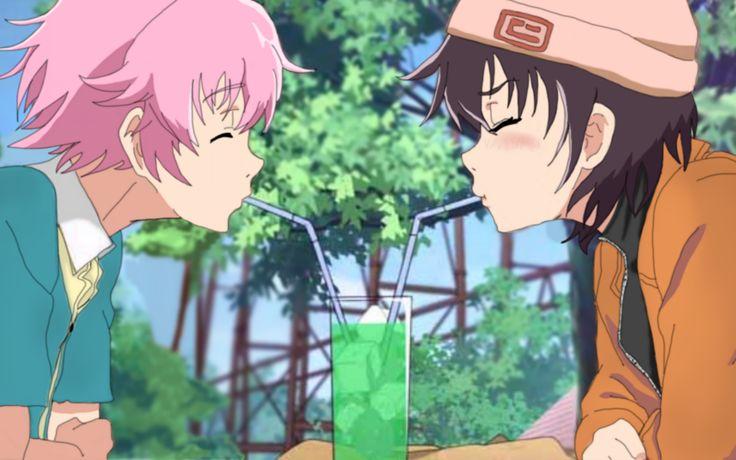 future diary gender bender   Yukki And Yunosuke by girlcarabara13