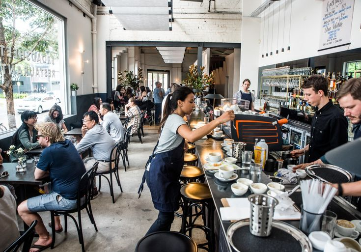 Every part of the restaurant has a story to tell. Excited about Broadsheets pop up restaurant... It's a shame I won't be back in Sydney to see it by the time it's closed.  Keeping a close eye!