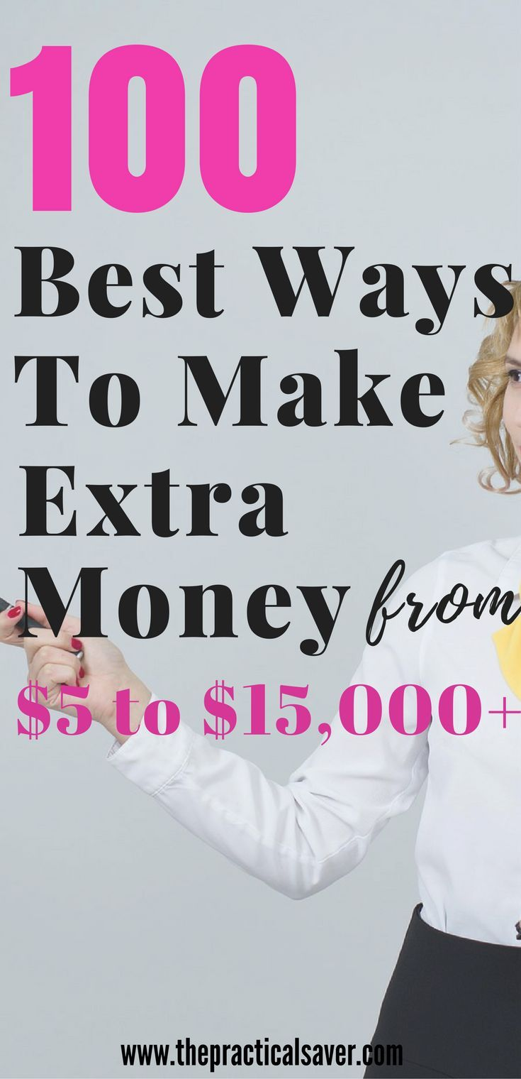earn extra money l side hustles l work from home l save money tips l personal finance tips
