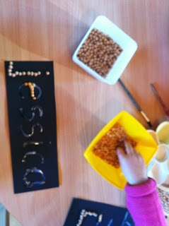 My Montessori Preschool: writing