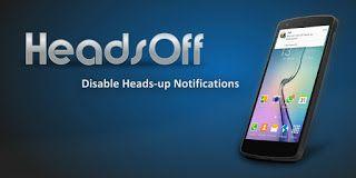 HeadsOff Pro - TickerOn v2.51  Domingo 01 de Noviembre 2015.By: Yomar Gonzalez ( AndroidfastApk )   HeadsOff Pro - TickerOn v2.51 Requisitos: Android 5.0 y hasta Información general: HeadsOff desactivará todos Heads-up Lollipop notificaciones en el teléfono. También puede desactivar las notificaciones Heads-up sólo para aplicaciones seleccionadas. HeadsOff también puede restaurar el texto ticker en la barra de estado para ver un poco de vista previa notificación. CARACTERÍSTICAS…