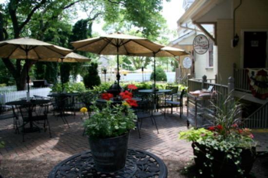 Garden Cafe Ala Fleur St Charles Mo