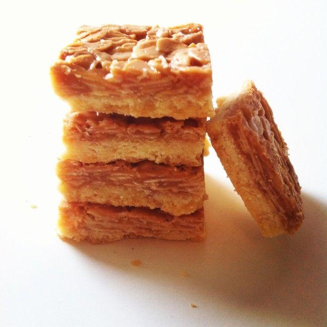 Bonjour, Je vous propose une recette que je fais régulièrement et qui connaît un très grand succès. Elle est assez simple à faire et le résultat est juste divin! Cette tarte est composée d'une pâte sablée recouverte d'un mélange au miel et amandes effilées....