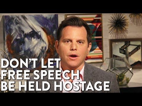 Don't Let Free Speech Be Held Hostage - YouTube