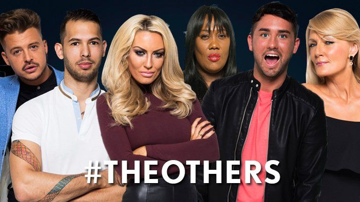 BBUK - The Others - They Thought They Were Housemates, But...