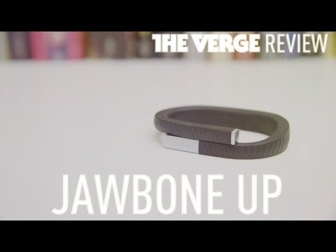 A bracelet that measures sleep, exercise, food intake and mood - Jawbone Up review