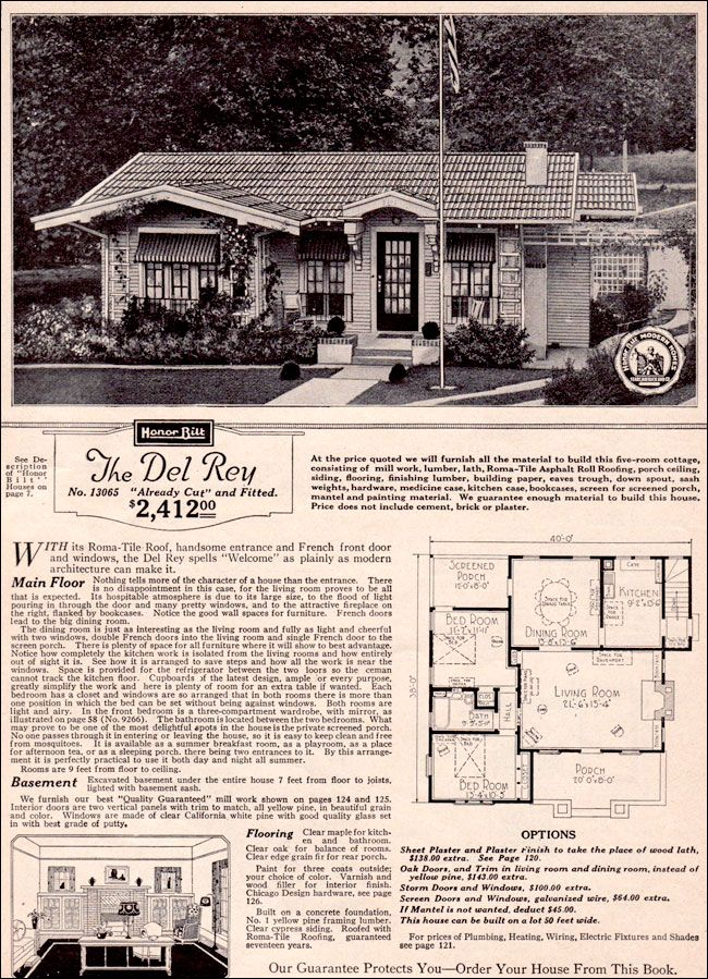 174 best Sears home packages images on Pinterest | Vintage houses ...