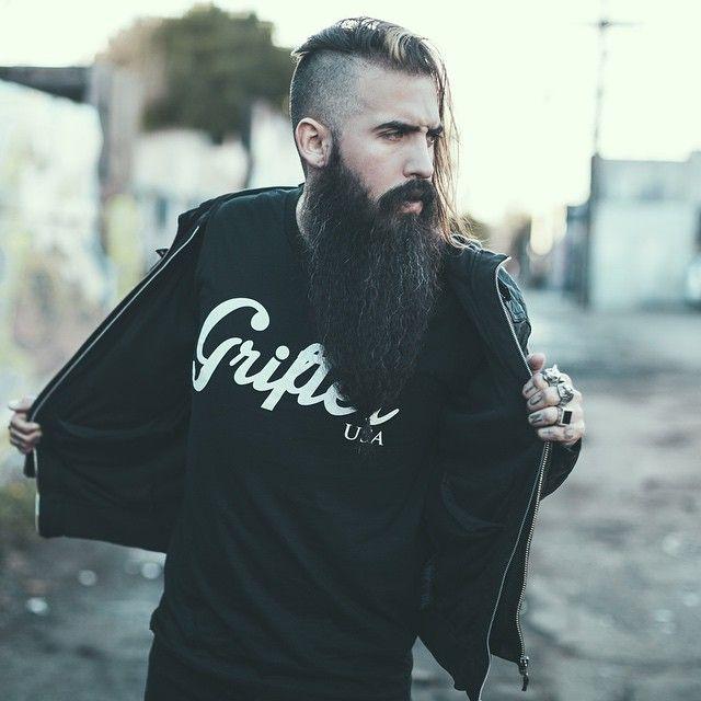 Strange 1000 Images About Beard Style On Pinterest Beard Fashion Beard Short Hairstyles For Black Women Fulllsitofus