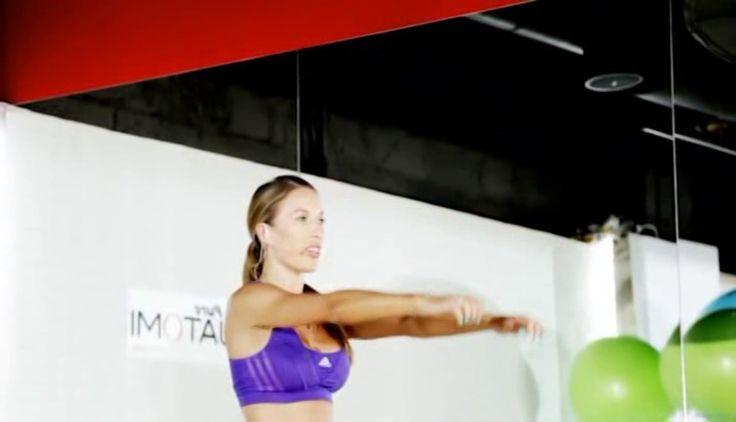 Skalpel wyzwanie - workouts